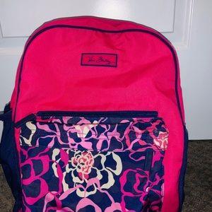 Vera Bradley school backpack